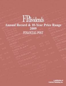 FPdividends2009 cover