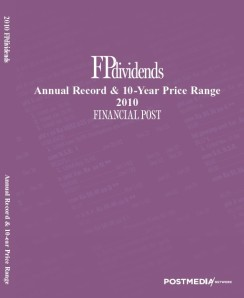 FP Dividends 2010 cover